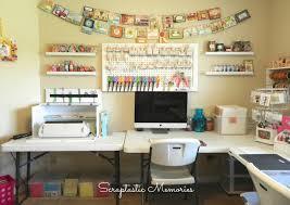 furniture elegant craft room decorating design ideas with floral