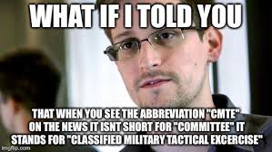 What If I Told You Meme Generator - edward snowden meme generator imgflip