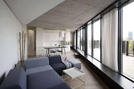 Minimalist Apartment Apartments Contemporary Minimalist Apartment Design Living Room