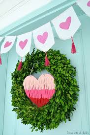 Ideas To Decorate For Valentine S Day by Four Ways To Decorate Your Door For Valentine U0027s Day