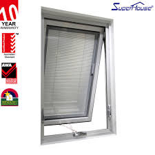 fire rated aluminum profile awnings windows philippines with
