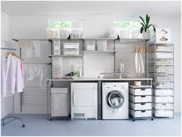 trendy furniture laundry room shelving small laundry room shelf