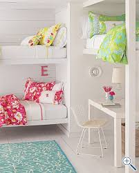 Bunk Beds For Three Three Kids Three Beds One Room