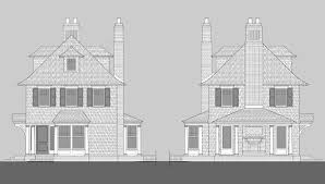 shingle style home plans briar patch road shingle style home plans by david neff architect