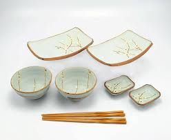 happy everything plate sale happy sales 8 japanese cherry blossom