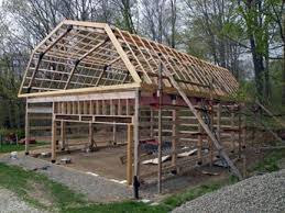 Barn Building Plans 25 Best Pole Barn Garage Ideas On Pinterest Pole Barn Designs