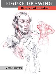figure drawing design and invention michael hampton
