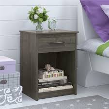bedroom nightstand lucite bedside table distressed painted