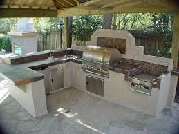 prefab outdoor kitchen island outdoor kitchen amazing prefab outdoor kitchen ft outdoor