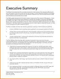 9 executive summary report example buyer resume