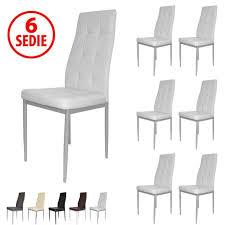 sedie sala da pranzo moderne gallery of sedie soggiorno imbottite sedie imbottite per sala