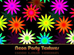 neon party second marketplace neon party textures neon decoration