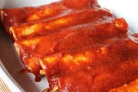 imagenes enchiladas rojas receta de enchiladas rojas unareceta com