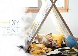tente chambre enfant diy sous la tente tentes diy et meubles