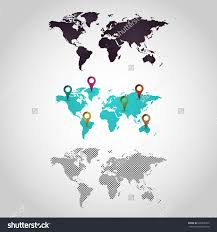 World Map Icon by Free Logo Design World Map Logo Design World Map Logo Design