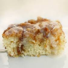cinnamon roll cake the who ate everything