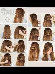 hair step by step hair haar ideeën pinterest hair steps