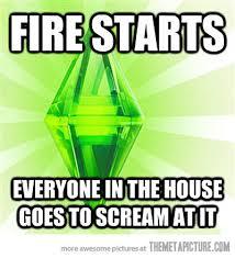 Sims Meme - the sims logic the meta picture