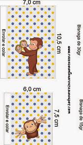 curious george free printable candy bar labels is it for