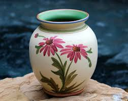Weller Pottery Vase Patterns Weller Pottery 1920 Etsy