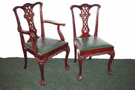 Victorian Dining Chairs Victorian Style Dining Chairs Set 12 Victorian Style Balloon