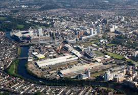 Home Zone Design Cardiff The Areas And Sites In Central Cardiff Enterprise Zones Wales
