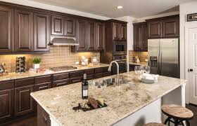 model home in austin texas west cypress hills community