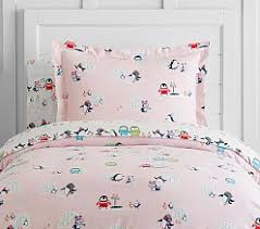 organic kids bedding pottery barn kids