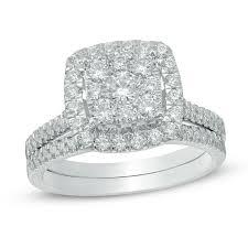 white gold wedding sets bridal sets wedding zales outlet