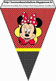 minnie mouse party printable kit blog free kit store