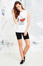 bentley watermelon rodnik x peanuts snoopy eating watermelon tee in white in white lyst
