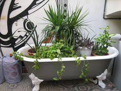 Bathtub Planter Using An Old Bathtub As A Container In Your Garden Bathtubs