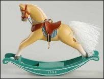 38 best hallmark ornaments images on rocking horses