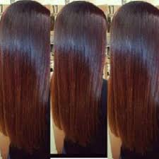 coke blowout hairstyle brazilian blow out before and after sierra our work pinterest