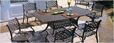 cast iron outdoor table wrought iron patio table bepopular me