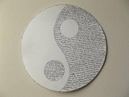 yin yang quotes by monochromecrimson on deviantart