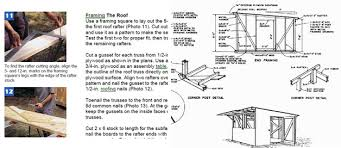 Diy Build A Shed Free Plans by Ryanshedplans 12 000 Shed Plans With Woodworking Designs Shed