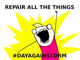 Meme All - repair all the things meme gnu mediagoblin