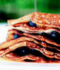 blueberry pancake recipe a recipe from our book blueberry pancakes the michael u0027s