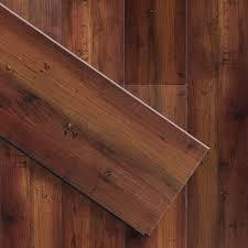 luxury click vinyl featherweight 6 x36 smoked hickory plank floor