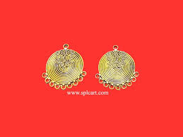 shape ear rings with loops flipncart shopping in