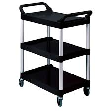 rubbermaid service cart with cabinet rubbermaid commercial products 200 lb holding capacity utility cart