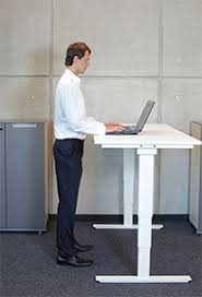 the benefits of standing desks