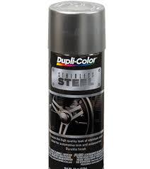 stainless steel coating aerosol dupli color