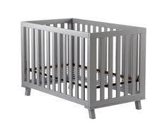 oeuf sparrow crib at 2modern comes in gray nursery ideas