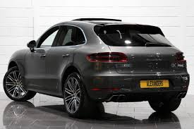 2015 porsche macan turbo used 2015 porsche macan turbo pdk for sale in north yorkshire