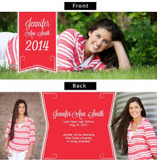 sided graduation announcements 51 best 2015 graduation announcements images on in