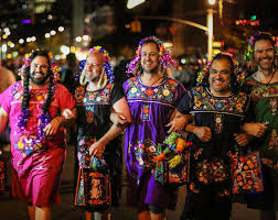 halloween party in new york city lgbt travel 5 festivals beyond pride san francisco chronicle