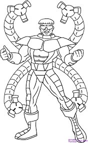 marvel superhero coloring pages getcoloringpages com