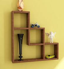 Wood Shelves For Walls by Wall Shelves The Atmosphere On A Cool Kind And Wise Convert Hum